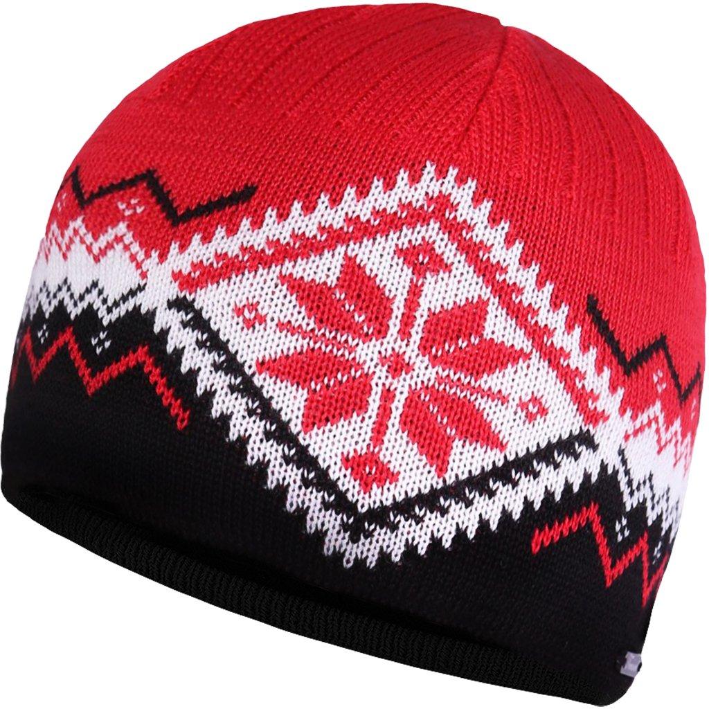 Pánská čepice RED