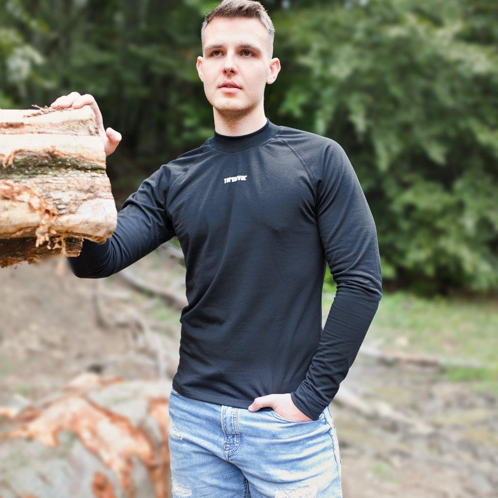 Pánské tričko PCE LONG M 06
