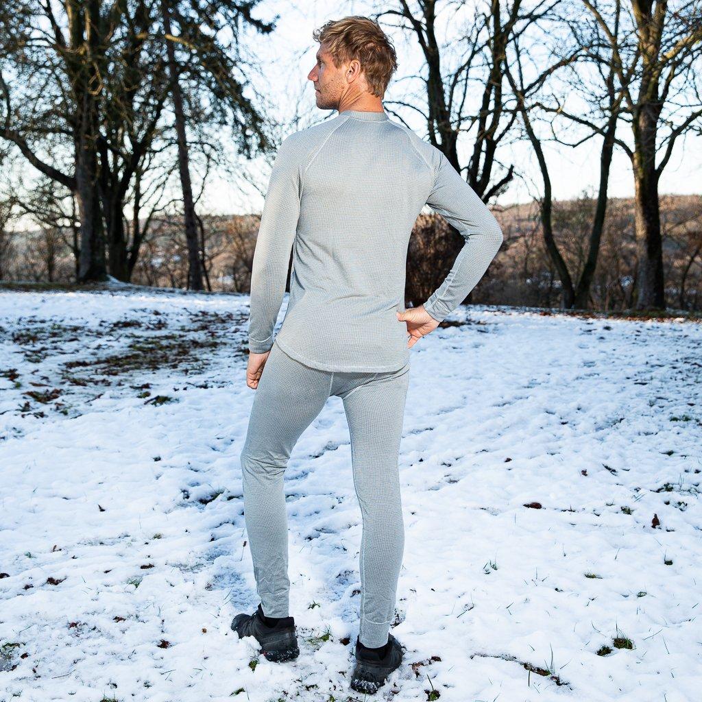 Pánské spodky  MODAL PANTS M - blue