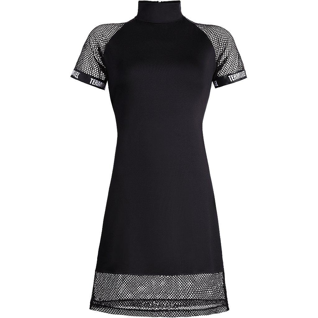 Dámske šaty LARA čierna