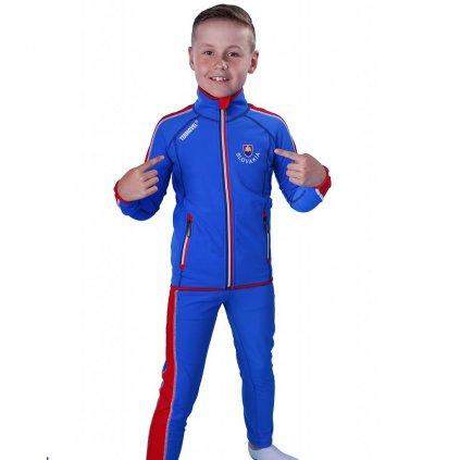Dětská mikina KIDS POWER SLOVAKIA2