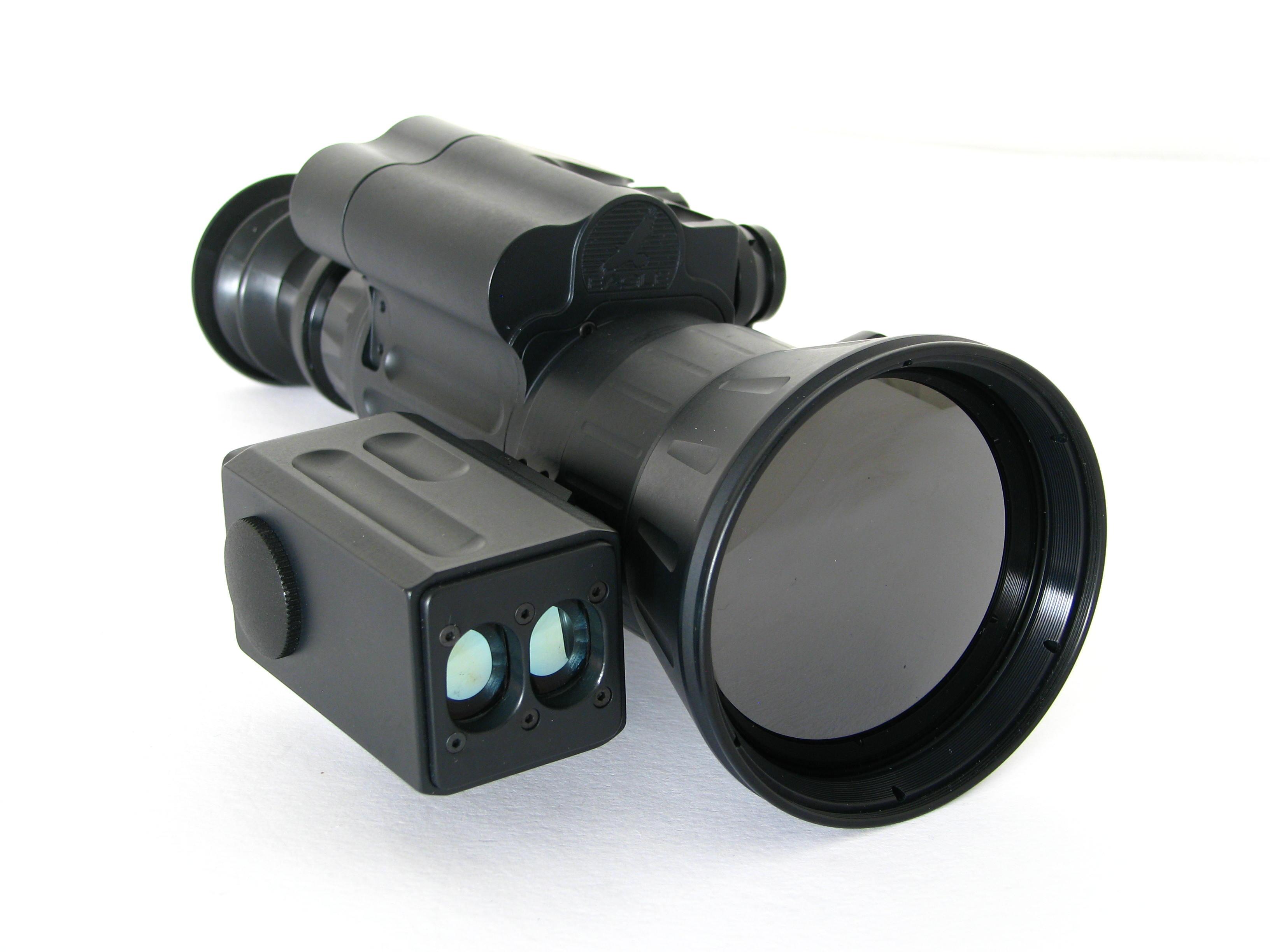 Laserový dálkoměr
