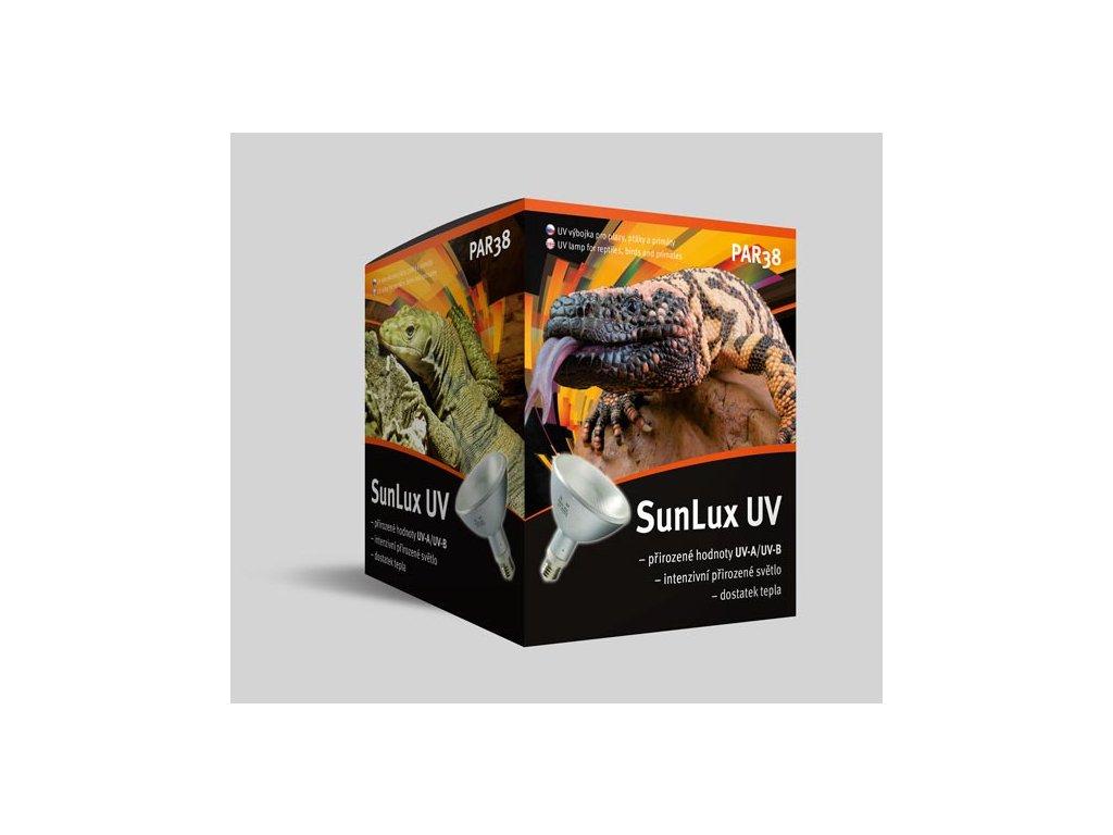 SunLuxUV 125x125x145
