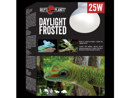 zarovka repti planet daylight frosted 25w