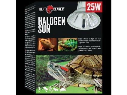 zarovka repti planet halogen sun 25w