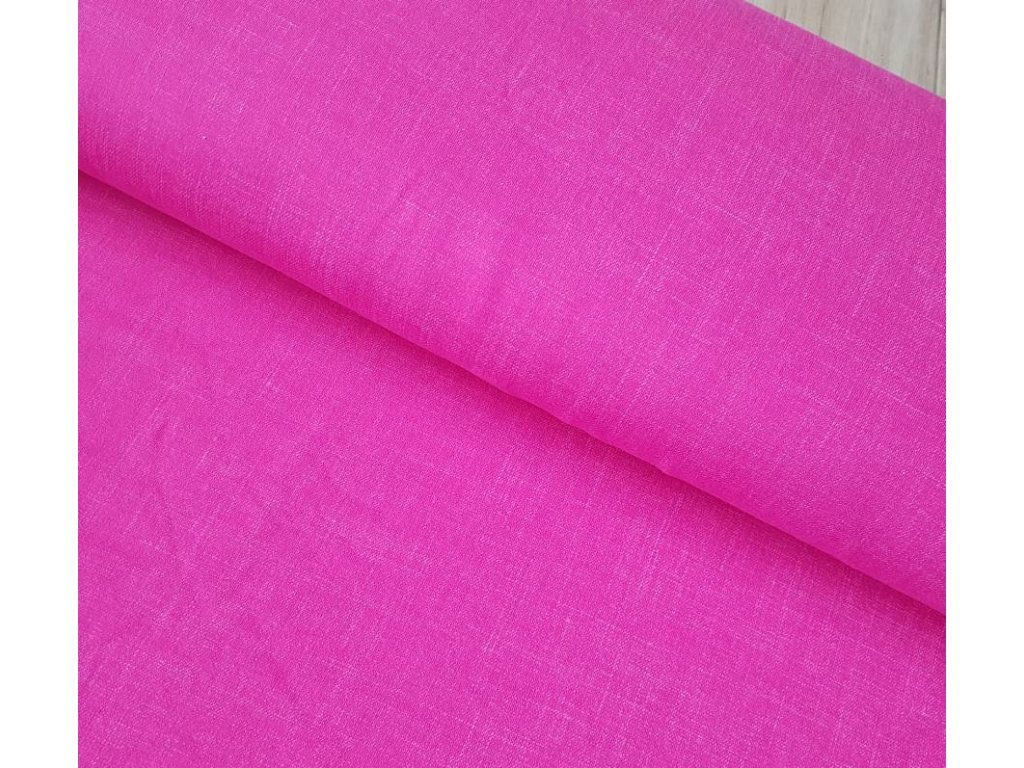 Počesaná el. teplákovina - denim růžový