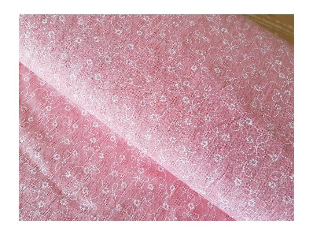 Šatovka - Růžová