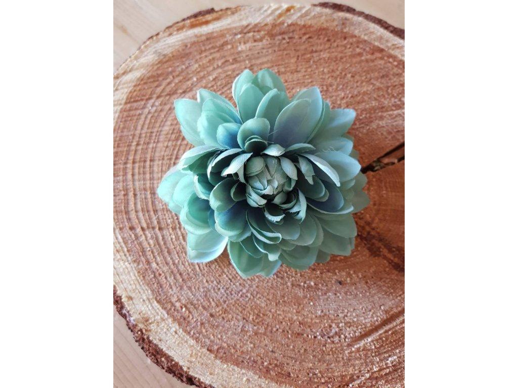 Lotosový květ - zelený