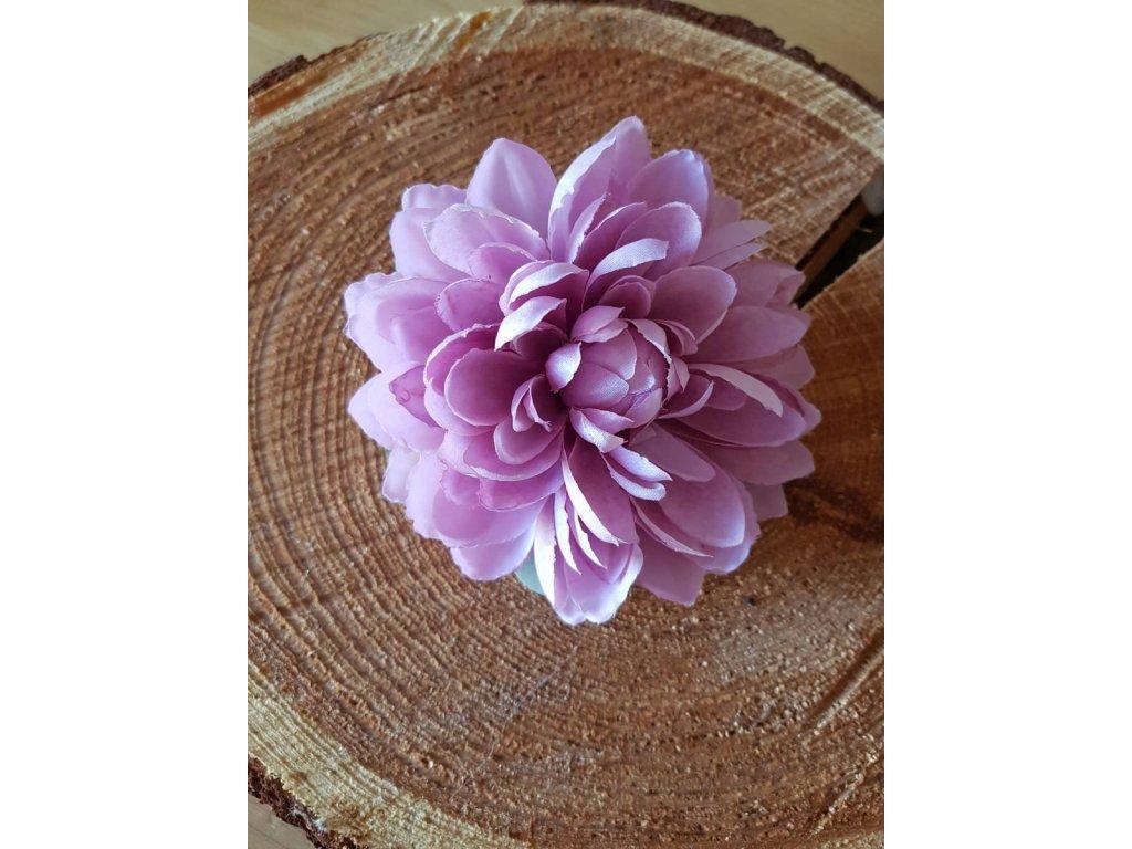 Lotosový květ - fialový