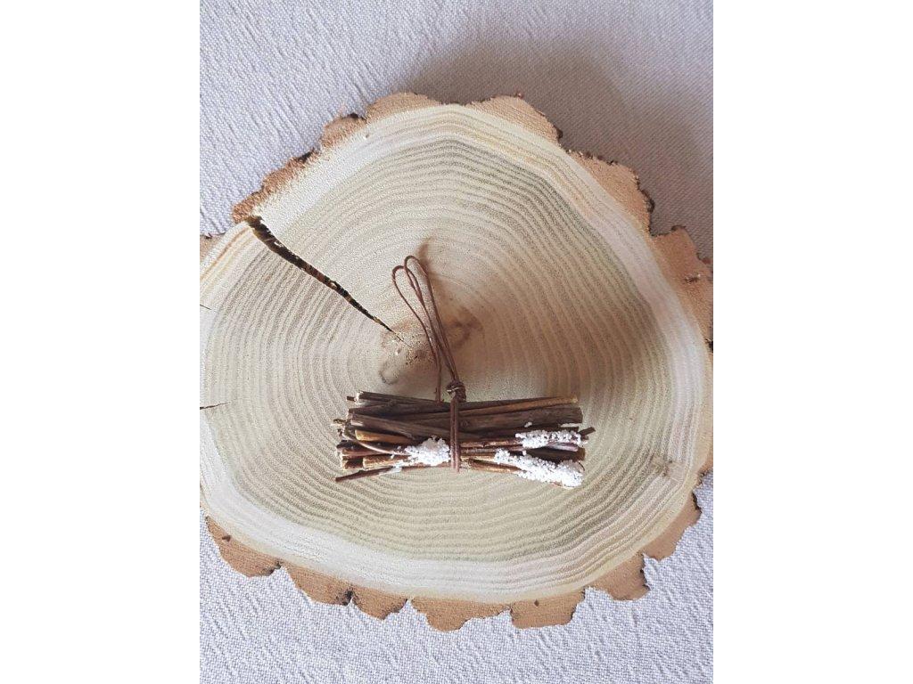 Dřevená otýpka