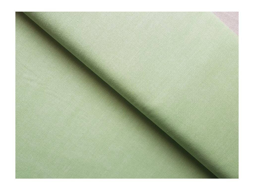 Zelená limetka - melír