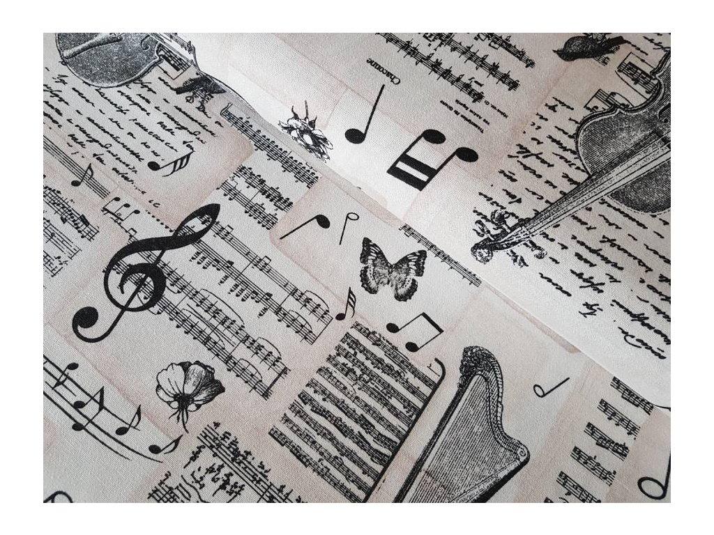 Režná - hudební nástroje