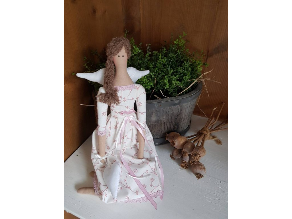 Andělka růžová