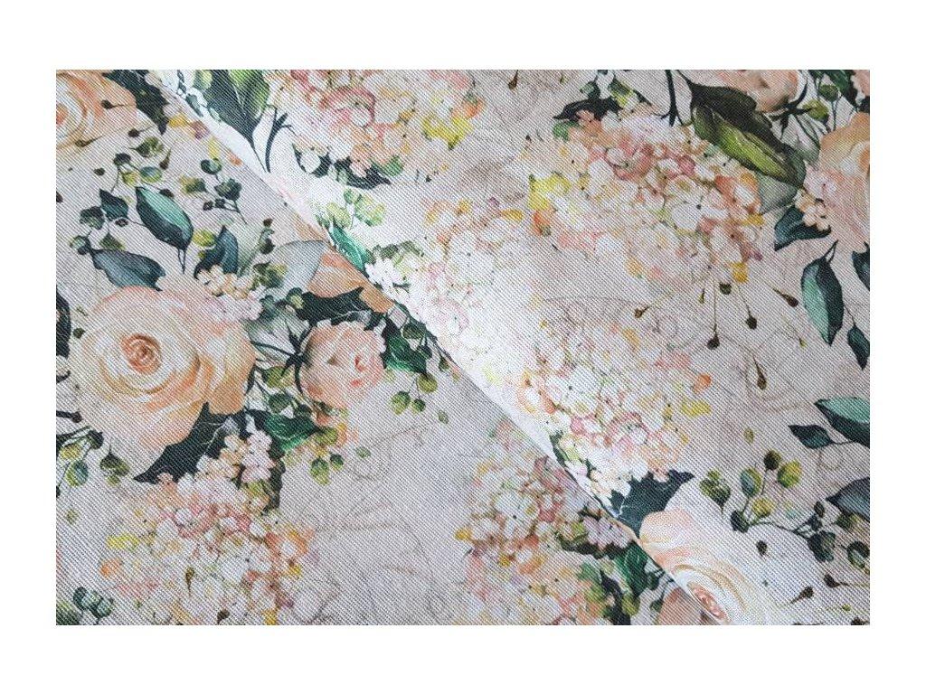 Režná - vanilková růže