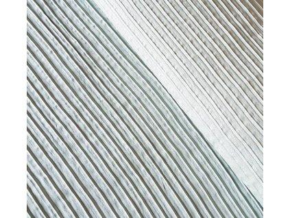 Plisovaná šatovka - mint