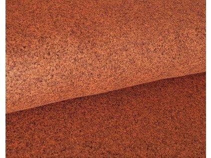 Svetrovina - oranžový melír