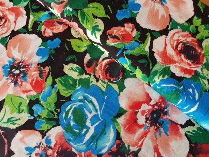 Viskóza - Květy