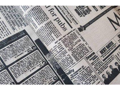 Plátno - Noviny