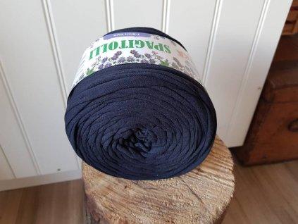 Špagi - tmavě modrá