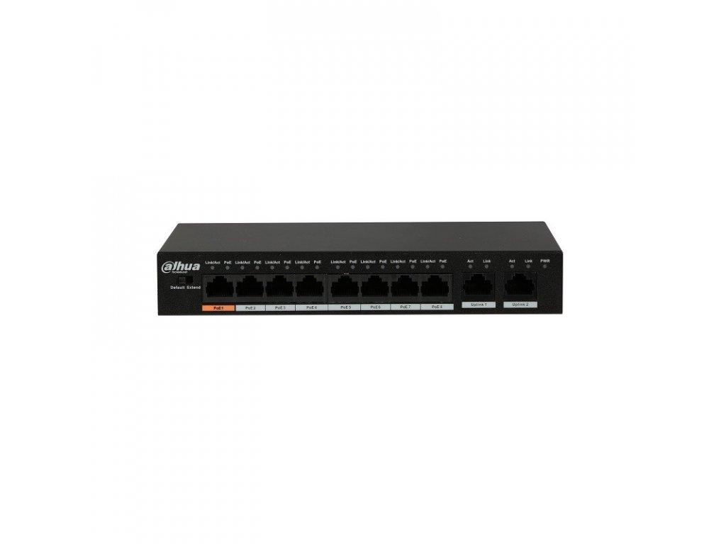 Dahua PFS3010-8ET-96 8-portový switch