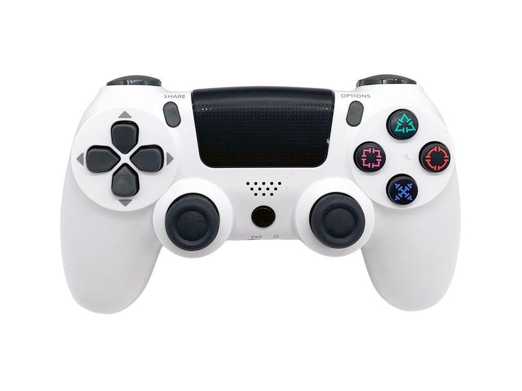 T-GAME DS6 biely bezdrôtový herný pre PS4_1