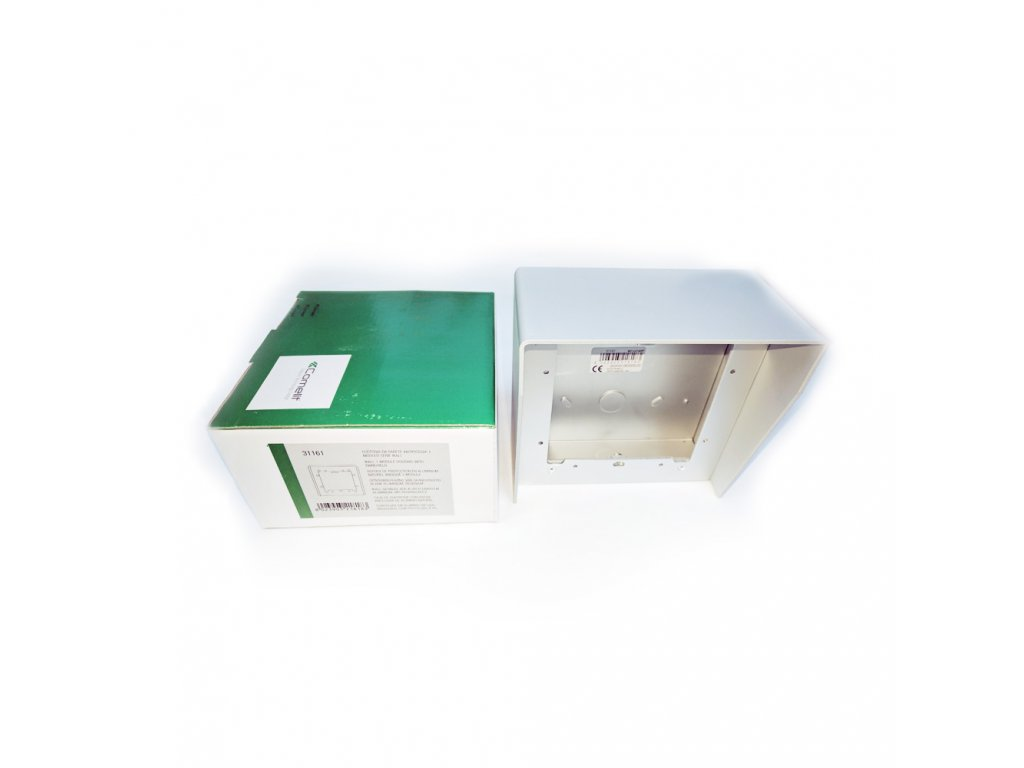 Comelit 31161 Inštalačná krabica na omietku 1x modul