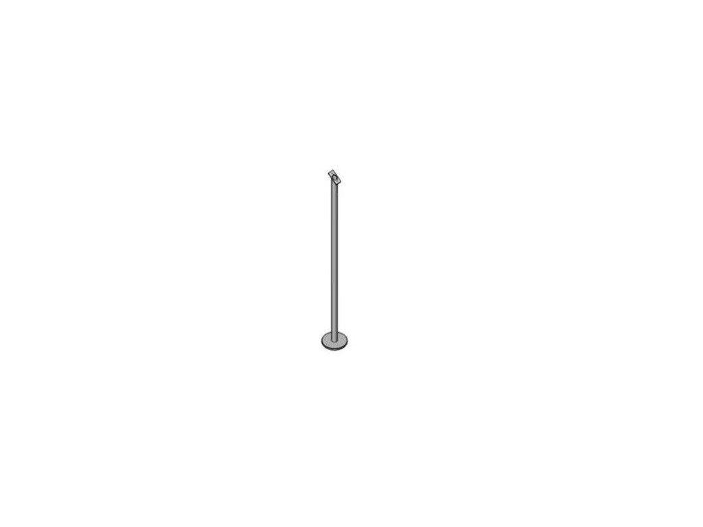 Entry Reader Stand 01 Stĺpik s montážnou plochou pre čítačku