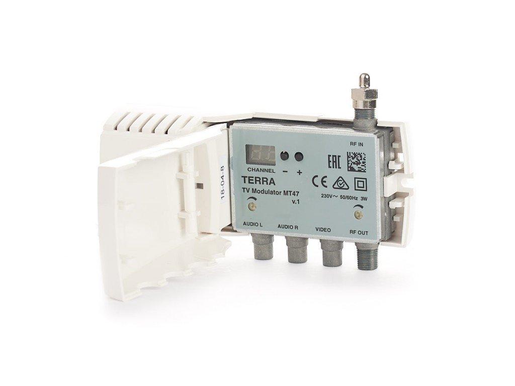 Terra MT41 televízny modulátor