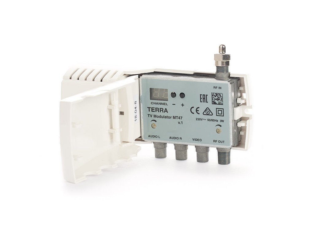 Terra MT47 televízny modulátor