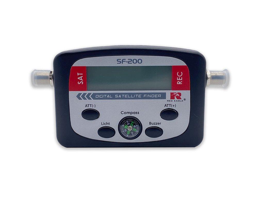 Satfinder SF200 satelitný merací prístroj
