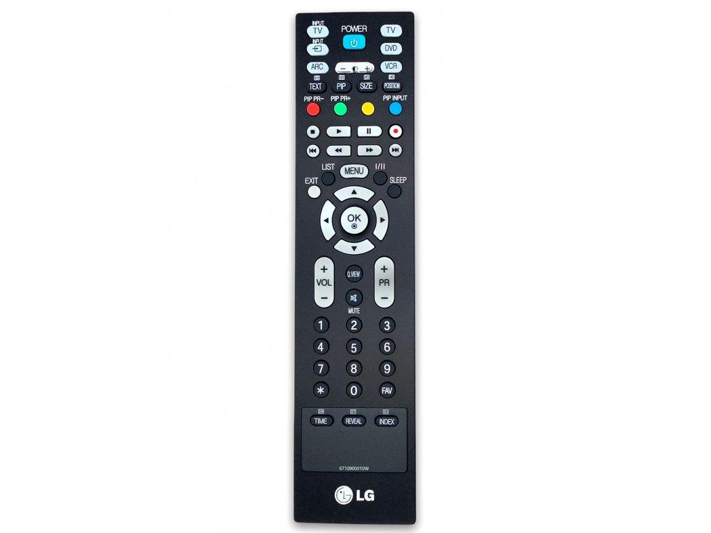 LG 6710900010W originálny diaľkový ovládač