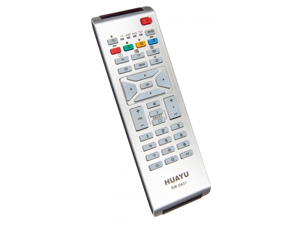 Philips RM D631 náhradný diaľkový ovládač Huayu