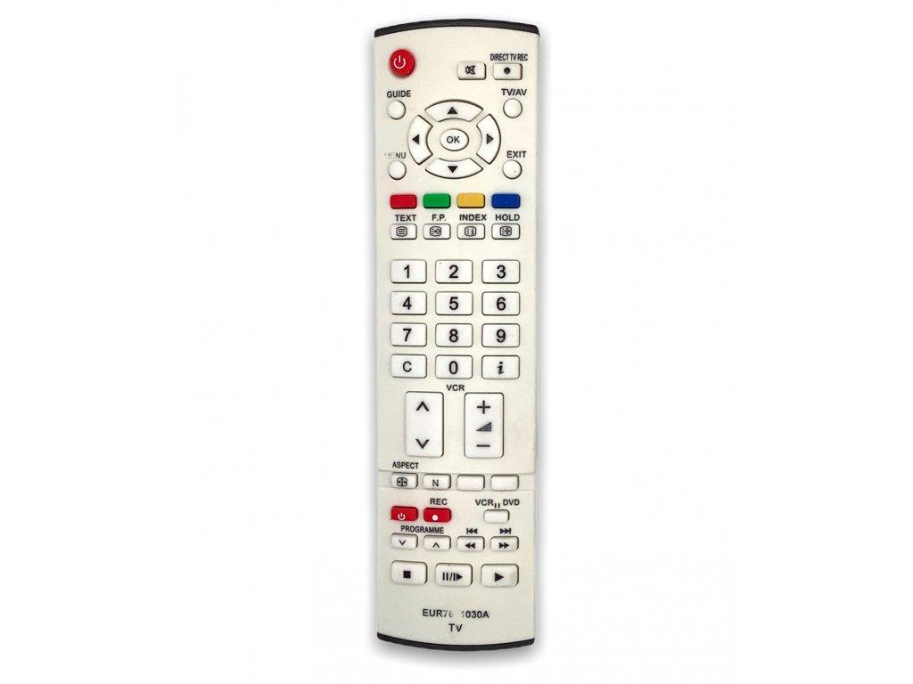 Panasonic EUR7651030A náhradný diaľkový ovládač