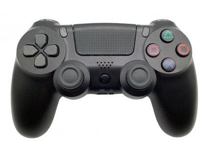 T GAME DS6 čierny bezdrôtový herný ovládač pre PS4