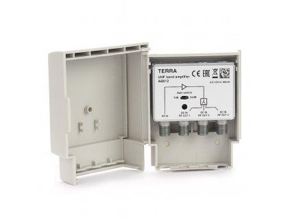 Terra AB012 UHF zosilňovač televízneho signálu