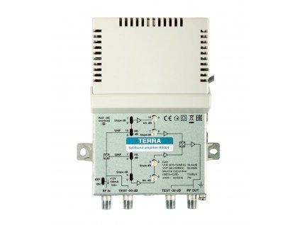 Terra HS004 zosilňovač televízneho signálu