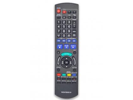 Panasonic N2QAYB000124 náhradný diaľkový ovládač