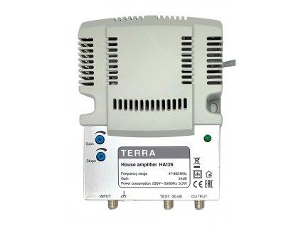 Terra HA126 zosilňovač TV signálu
