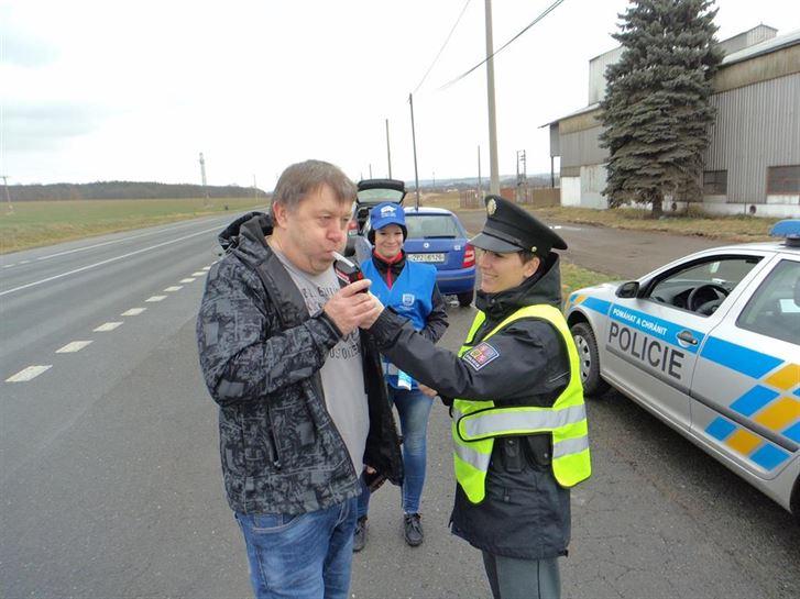 Bojíte se policejní hlídky? Já už nemusím!