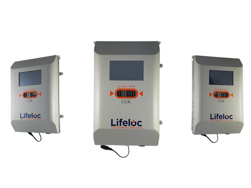 Lifeloc Sentinel - automatický systém pro zabránění vstupu pod vlivem alkoholu v naší nabídce!