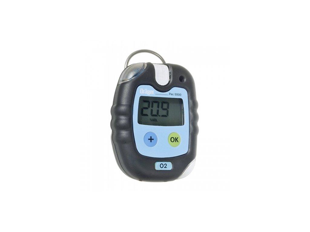 detektor-plynu-dragerpac5500-o2