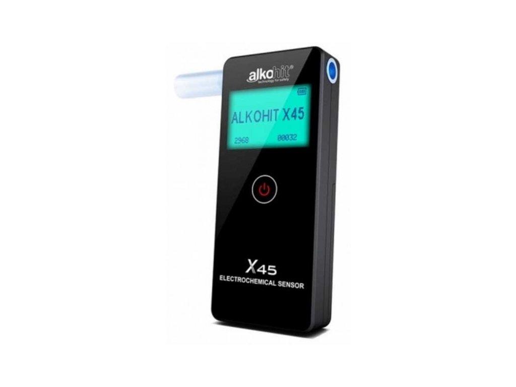 alkohit x45 elektrochemicky profesionalni alkohol tester ien362159