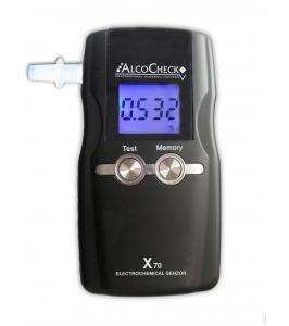 AlcoCheck X70