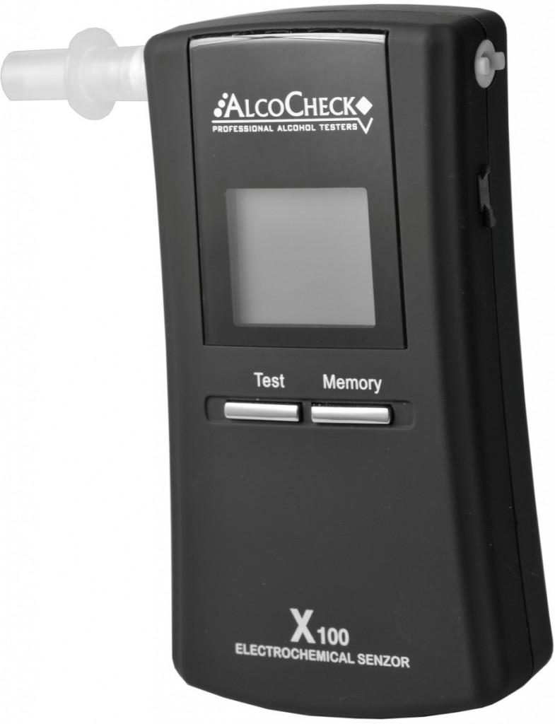 AlcoCheck X100