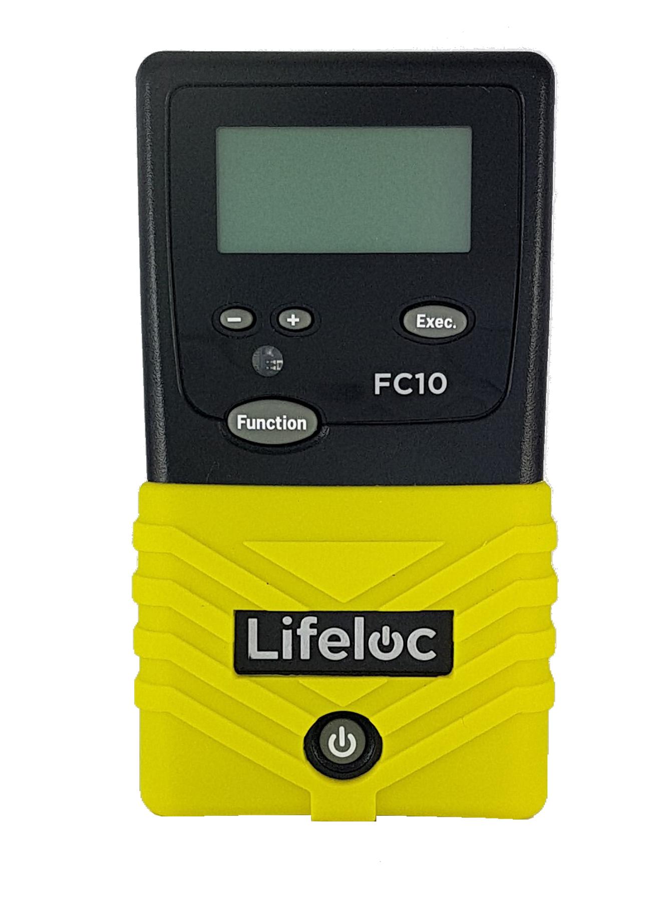 Lifeloc FC 10 + prvotní kalibrace ZDARMA