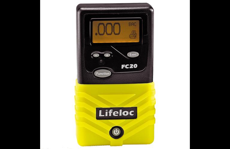 Lifeloc FC 20 + prvotní kalibrace ZDARMA
