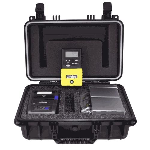 Lifeloc FC 20 Full Kit + prvotní kalibrace ZDARMA