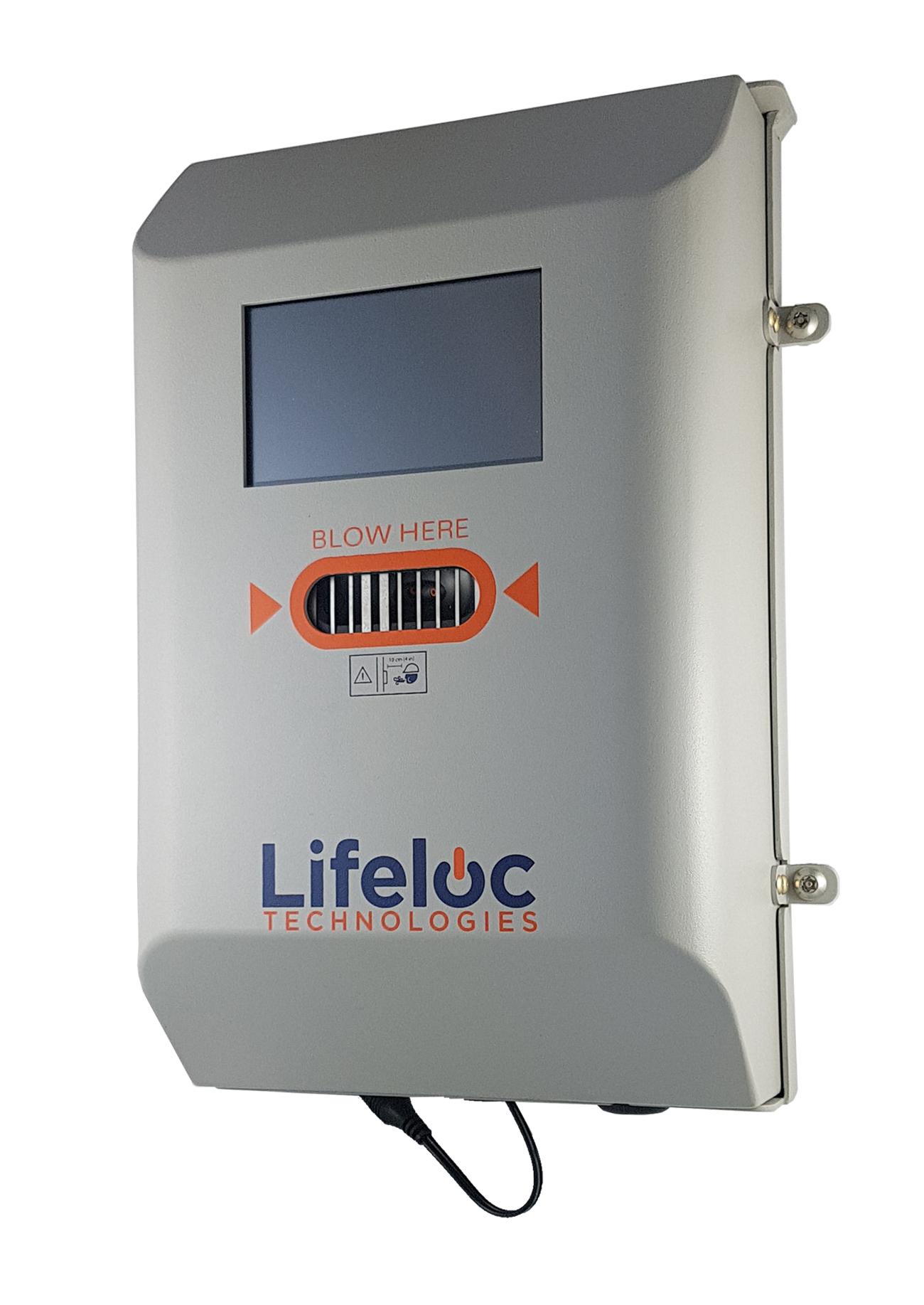 Lifeloc Sentinel + prvotní kalibrace ZDARMA