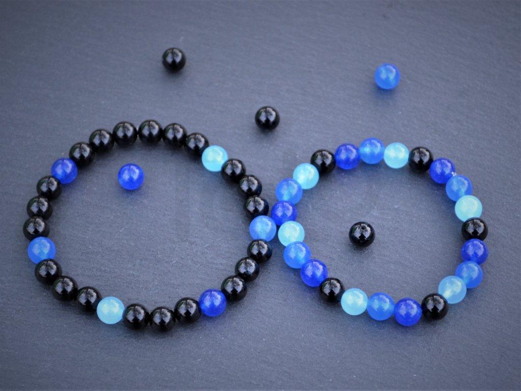 modro černý 1