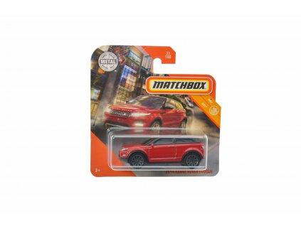 Matchbox autíčka 1ks